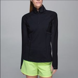 Lululemon Running Zip Pullover